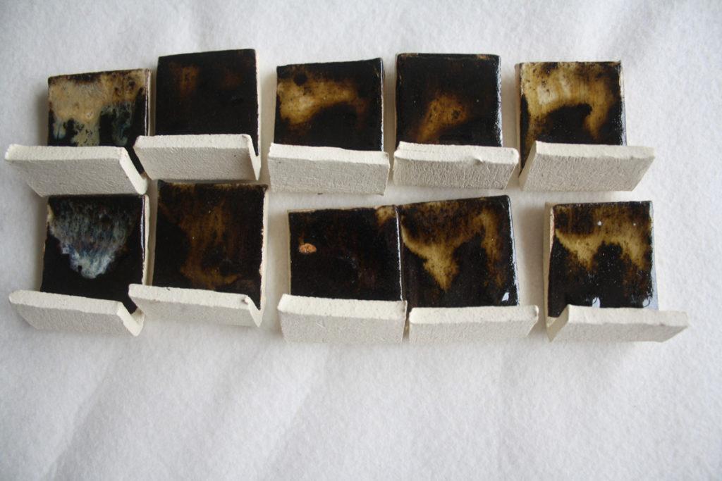 cendres sur tenmoku